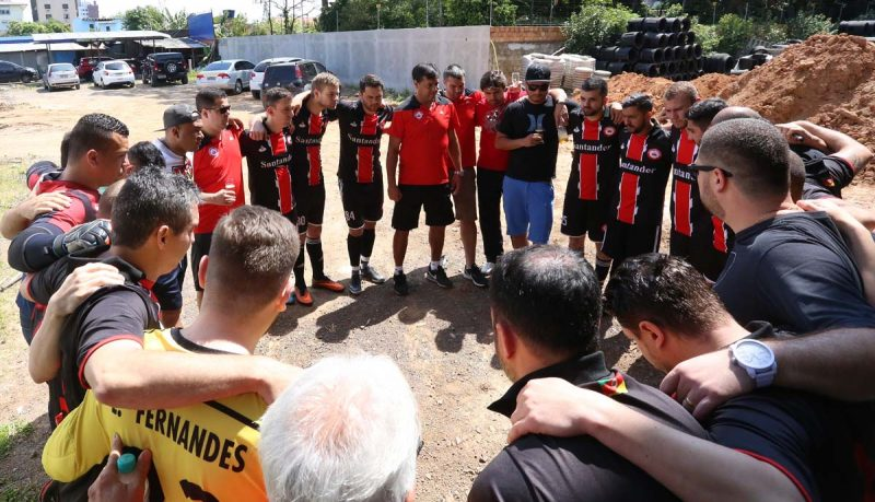 Assista a vídeo da final da Taça SindBancários de Futebol Sete