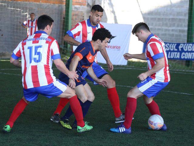 Definidos confrontos das semifinais da Taça SindBancários de ...