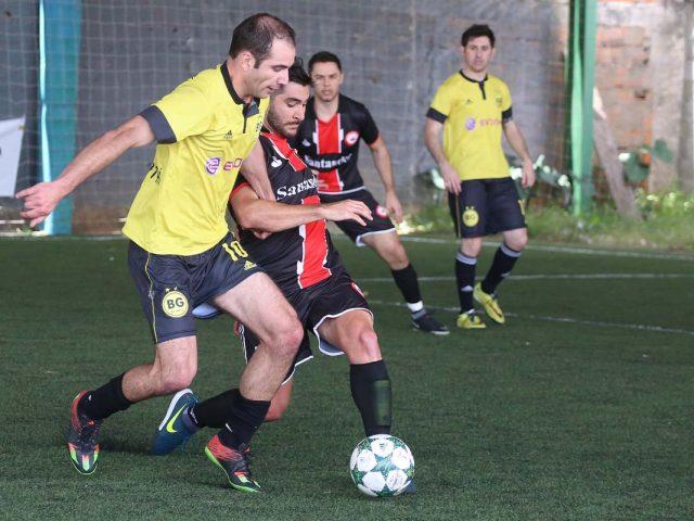 Bradesco FC e Santander Bairro FC fazem tira-teima em segunda ...