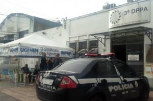 Policiais civis paralisam por 24 horas e fortalecem dia de greve ...