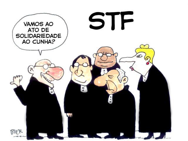 STF pode fazer para o governo o Temer o serviç...