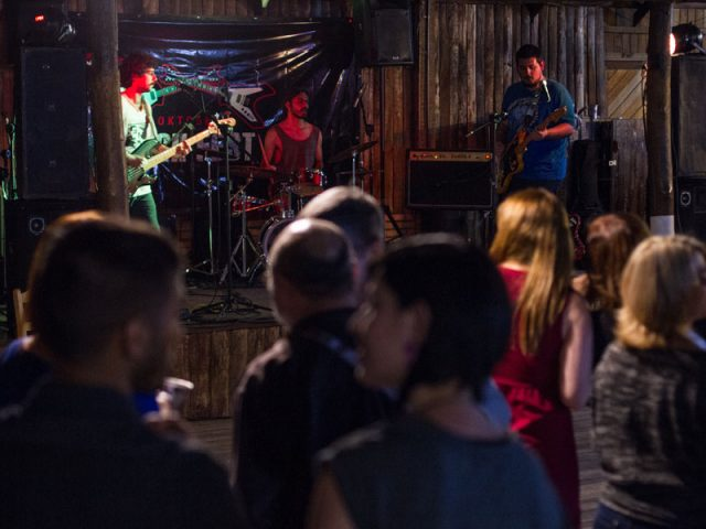Oktober Rock Fest do SindBancários consagra talento bancário ...
