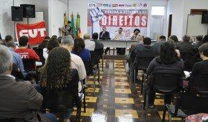 Centrais intensificam Dia Nacional de Greve e Paralisações no ...