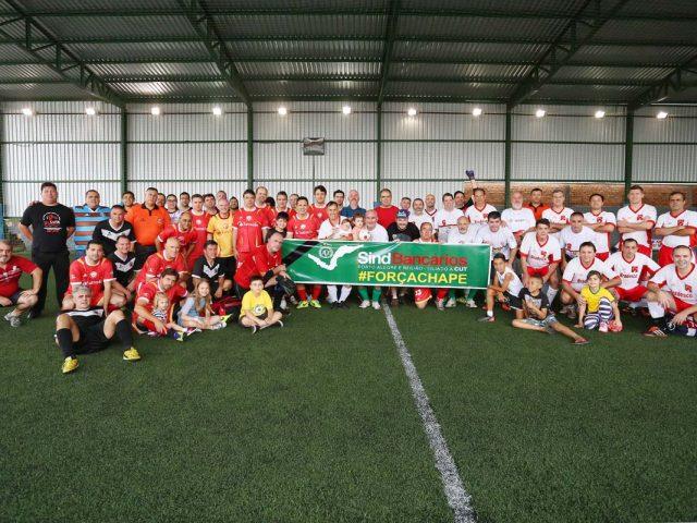 Bradesco é campeão da Copa SindBancários de Futebol Sete ...