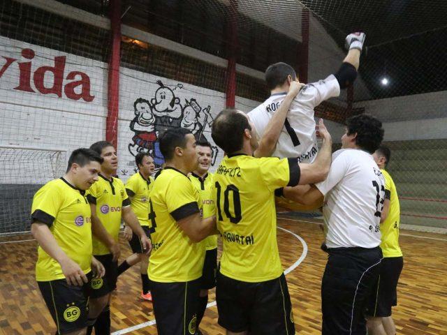 Bradesco Gravataí conquista título da Copa Classe Trabalhadora em ...
