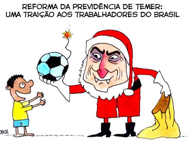 Pacotaço da reforma trabalhista de Temer não tem ...