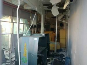 Falência da segurança pública: quadrilha explode agê...