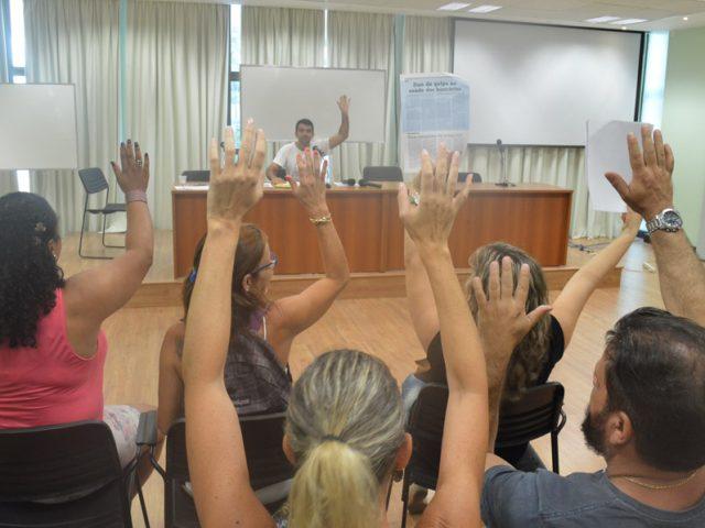 Colegas do Itaú aprovam em assembleia unânime acordo especí...