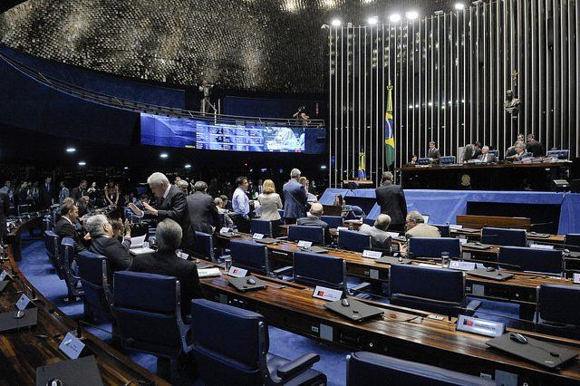 """Por 53 votos a 16, Senado aprova PEC 55, o """"AI-5 da cidadania"""". ..."""