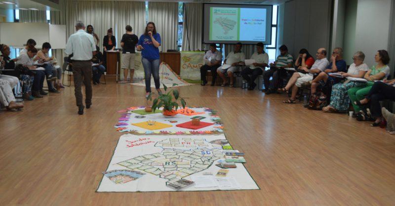 SindBancários sedia debate de fundos solidários, no âmbito do Fórum Social das Resistências