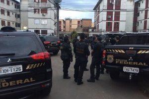 Operações simultâneas da PF e Polícia Civil ...