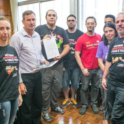 Banrisulenses conquistam o direito de defender o Banrisul na Assembleia Legislativa com 20 assinaturas para formação da Frente Parlamentar