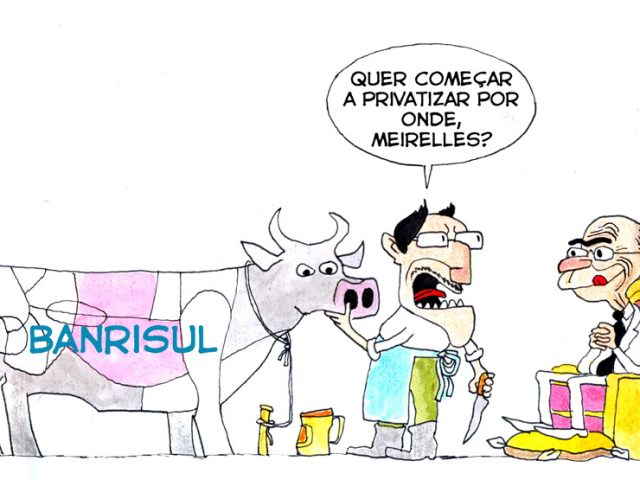 Luta contra a venda do Banrisul vai até a Assembleia ...