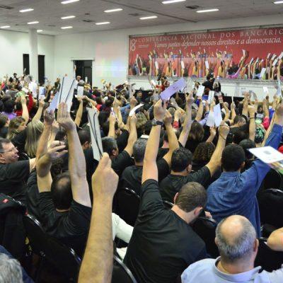Sindicato chama os associados para a assembleia geral que elege delegados ao Congresso Extraordinário da Contraf-CUT