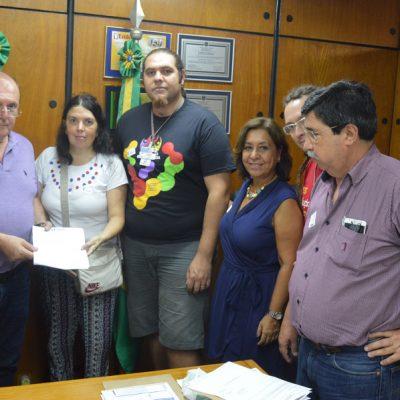 Capoani é o 21º deputado estadual a assinar criação da Frente Parlamentar em Defesa do Banrisul Público