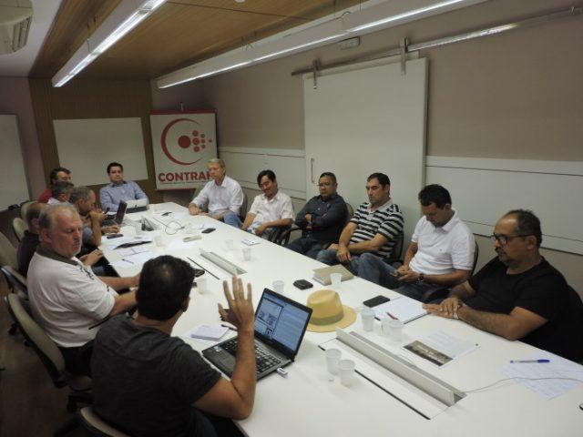 Coletivo de Segurança da Contraf debate planejamento estratégico ...