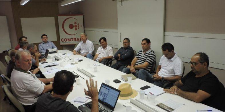 Coletivo de Segurança da Contraf debate planejamento estratégico para 2017