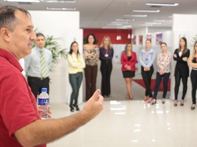 Bancários de Porto Alegre unidos na defesa dos direitos trabalhistas neste Dia Nacional de Paralisação e Mobilização