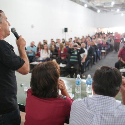 Assembleia Nacional dos Banrisulenses mobiliza e fortalece defesa do Banrisul público neste sábado, 18/3, na sede da Fetrafi-RS