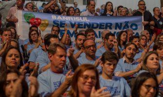 Vídeo registra lançamento da Frente Parlamentar em Defesa do Banrisul Público na ALRS
