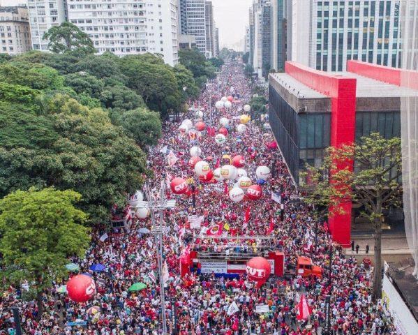 Vamos parar o Brasil no dia 28 de abril. Leia carta ...