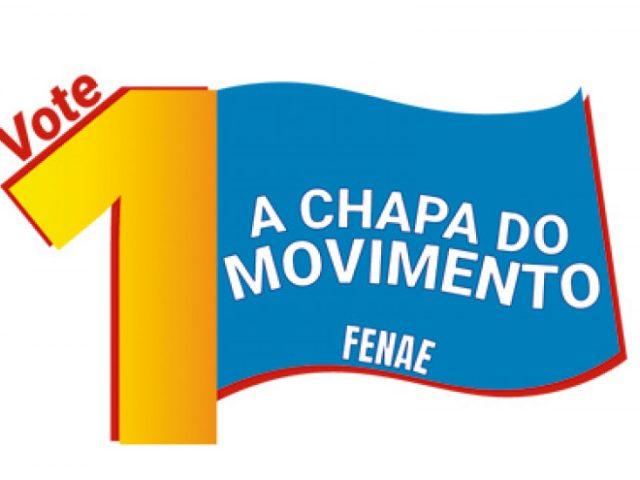 Eleição da Fenae acontece nesta quarta e na quinta-feira. ...