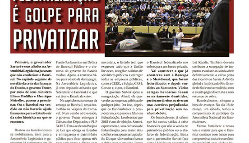 Nossa Voz   Edição de 6 de março de 2017