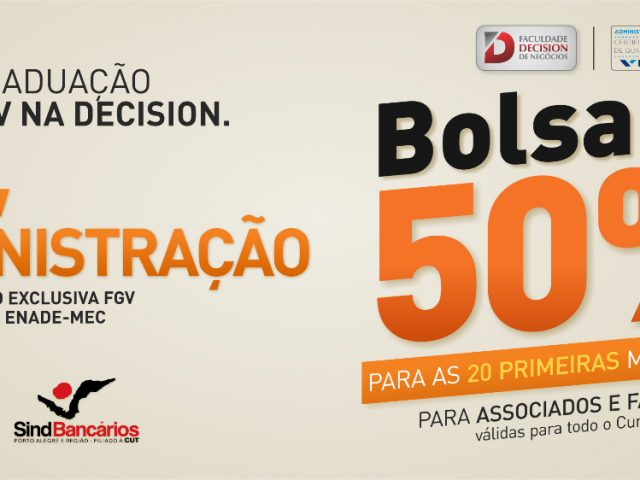 SindBancários fecha parceria para concessão de Bolsas de ...