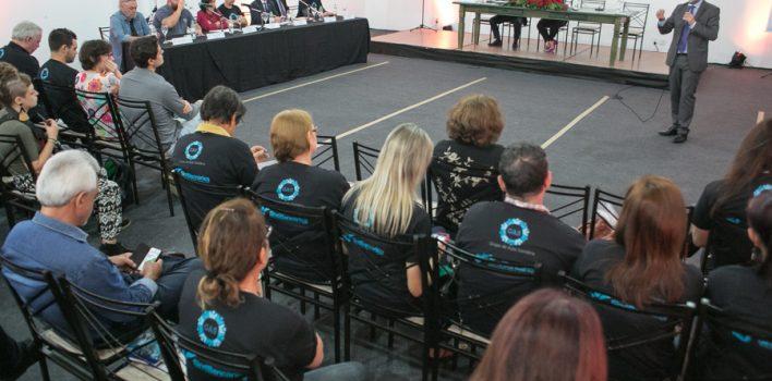 Vídeo mostra Tribunal do Júri condenando Reforma da Previdência