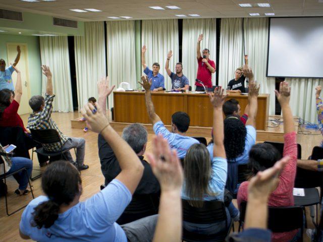 Eleições sindicais: Sindicato chama para assembleia geral na quarta-feira, 10/5