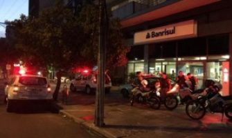 BM impede roubos a caixas eletrônicos do Santander, Banrisul e BB, na Capital, Campo Bom e Capão da Canoa