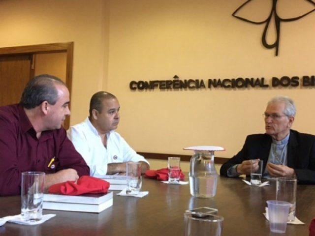 CNBB apoia os sindicatos de trabalhadores contra reformas de Temer