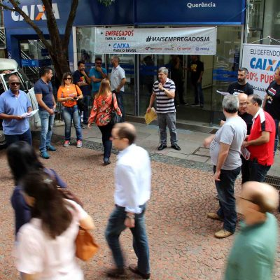 Juíza do Trabalho nega urgência de liminar de falta injustificada na Caixa e marca audiência para 18/7