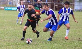 Confira novas datas dos jogos do Campeonato Bancário de Futebol de Campo após adiamento da segunda rodada