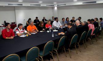 CEE/Caixa cobra devolução do desconto da Greve em reunião da mesa permanente