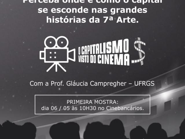 CineBancários propõe reflexão sobre o capitalismo em ...
