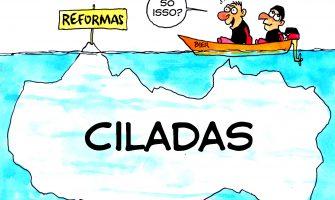 As reformas dos golpistas são traição