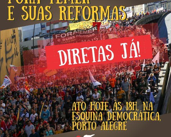 Em nota, Fetrafi-RS chama bancários para participar de mobilizaçõ...