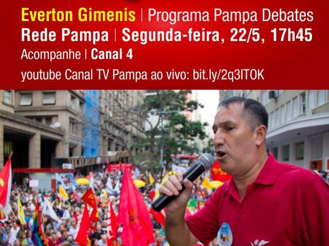 Presidente do SindBancários participa de programa Pampa Debates nesta ...