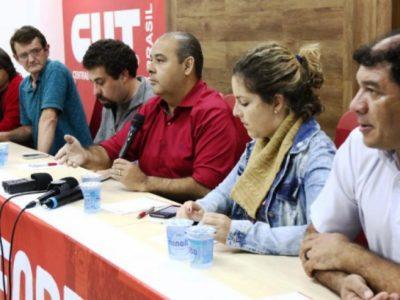 """CUT e frentes Brasil Popular e Povo Sem Medo não aceitam saída que não seja eleição direta e cobram retirada das """"reformas"""" de Temer"""