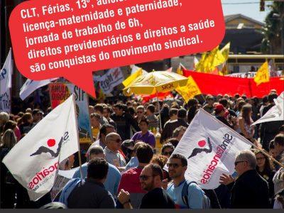 A importância dos Sindicatos: a nossa luta é a defesa dos bancários, ser parceiro dos trabalhadores e olhar para o futuro