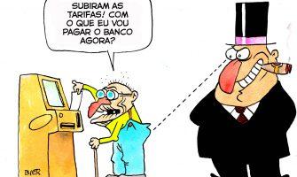 Os bancos e seus lucros extorsivos