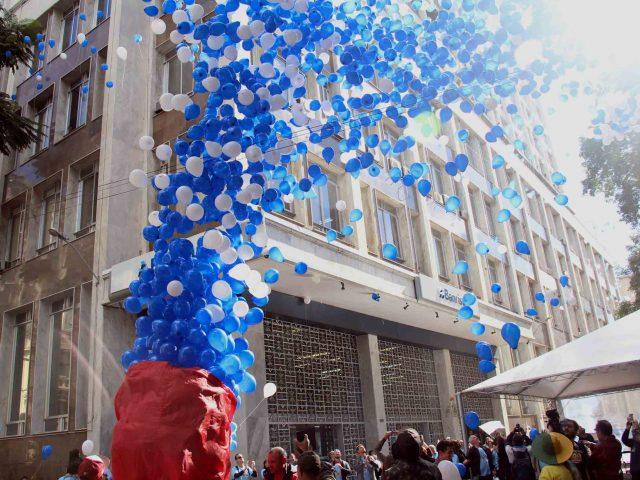 Ato na Praça da Alfândega fortalece defesa do ...