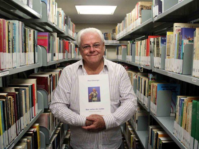 Livro de crônicas, letras e partituras de Raull Ellwanger ...
