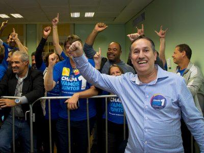 SindBancários publica edital de resultado eleitoral com nominata da chapa vencedora