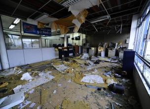 Criminosos explodem três agências bancárias em Encruzilhada ...
