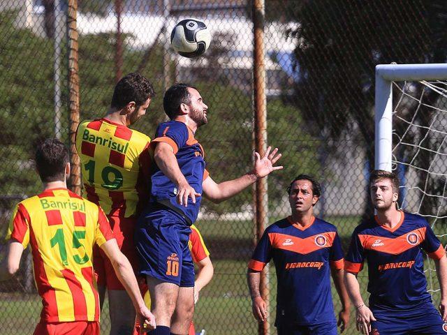 Futebol de Campo dos Bancários recupera segunda rodada neste ...