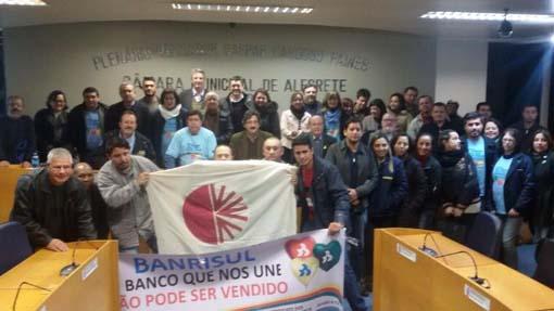 Primeira audiência pública no Alegrete reforça defesa ...