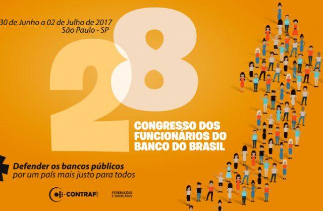 28º CNFBB acontece entre 30 de junho a 2 de julho e debate ...