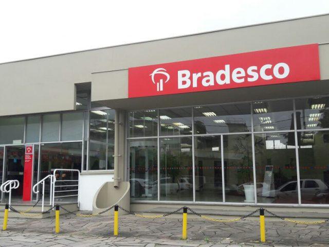 Agência do Bradesco no Passo D'Areia fica fechada  ...